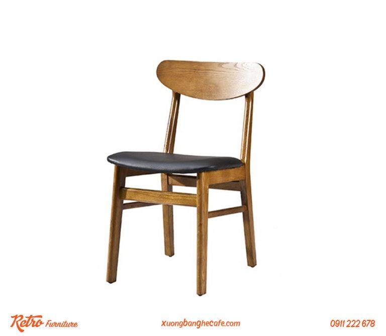 ghế gỗ cafe mango