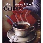 14 mẫu tranh trang trí quán cafe hút hồn khách hàng