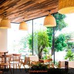 Những mẫu bàn ghế quán cafe đẹp nhất năm 2018