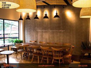 ghế cafe The Coffee House