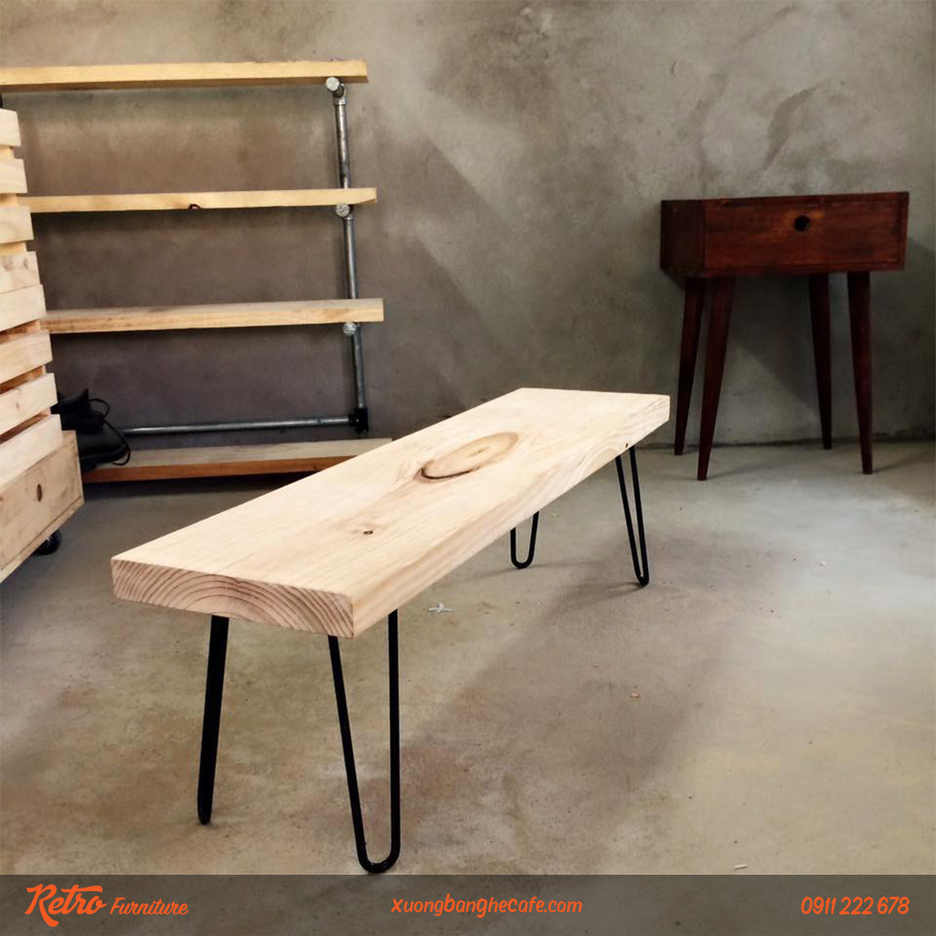 bàn ghế cafe phong cách cổ điển