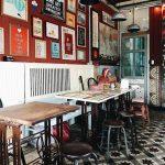 Bàn ghế cafe Vintage, mẫu bàn ghế cafe Hot nhất 2017
