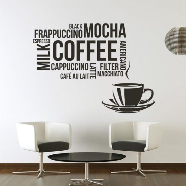 ve tranh tuong cafe dep gia re