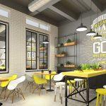 4 xu hướng thiết kế quán trà sữa đẹp khiến giới trẻ mê mẩn check-in sống ảo