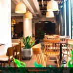 Nên chọn bàn ghế quán cafe nào mang phong cách sân vườn
