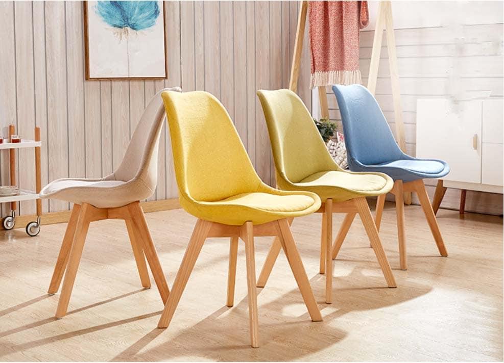 ghế eames, ghế cafe nhựa chân gỗ
