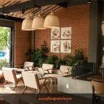 Lựa chọn bàn ghế quán cafe như thế nào cho hợp lí?