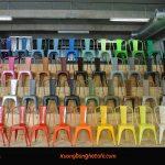 Vì sao nên lựa chọn bàn ghế sắt sơn tĩnh điện cho các quán cafe?