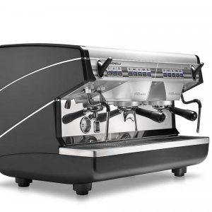 Máy pha cafe Nuova Simonelli Appia II 2 Group Compact với thiết kế kiểu dáng hiện đại, sang trọng