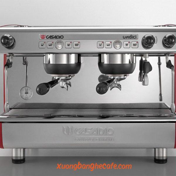 máy pha cafe casadio chuyên nghiệp