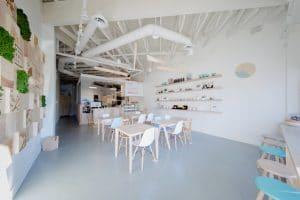 phong cách trang trí quán cafe vạn người mê