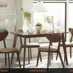 Lý do nên chọn bàn ghế cafe gỗ