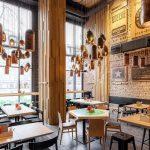 Những mẫu thiết kế bàn ghế cafe hiện đại đẹp nhất 2018