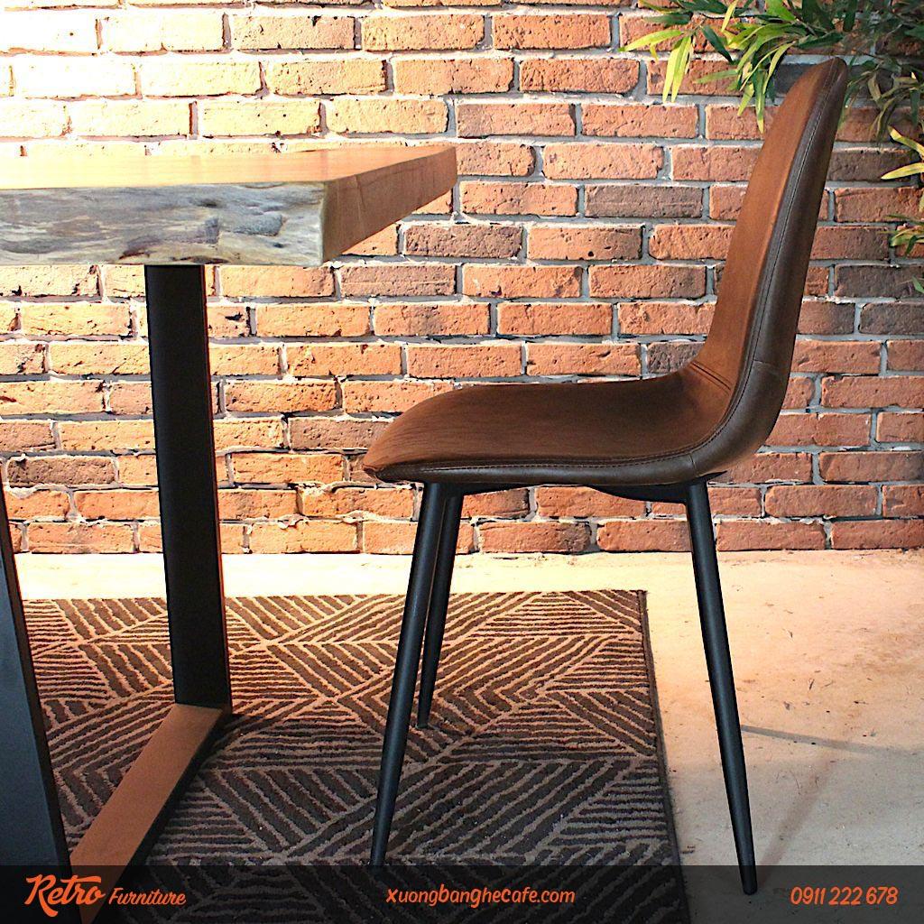 Thiết kế ghế Milan eames tạo cảm giác thoải khi ngồi