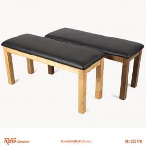 Ghế băng dài dựa tường Retro Bench cao cấp