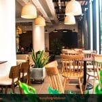 Những mẫu bàn ghế cafe mà The Coffee House tin tưởng và sử dụng
