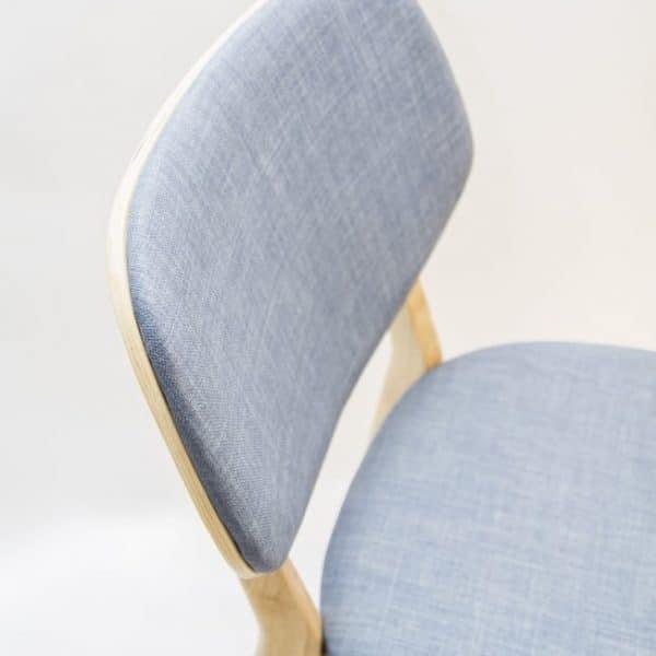 Ghế gỗ cafe PLC đẹp đến từng chi tiết