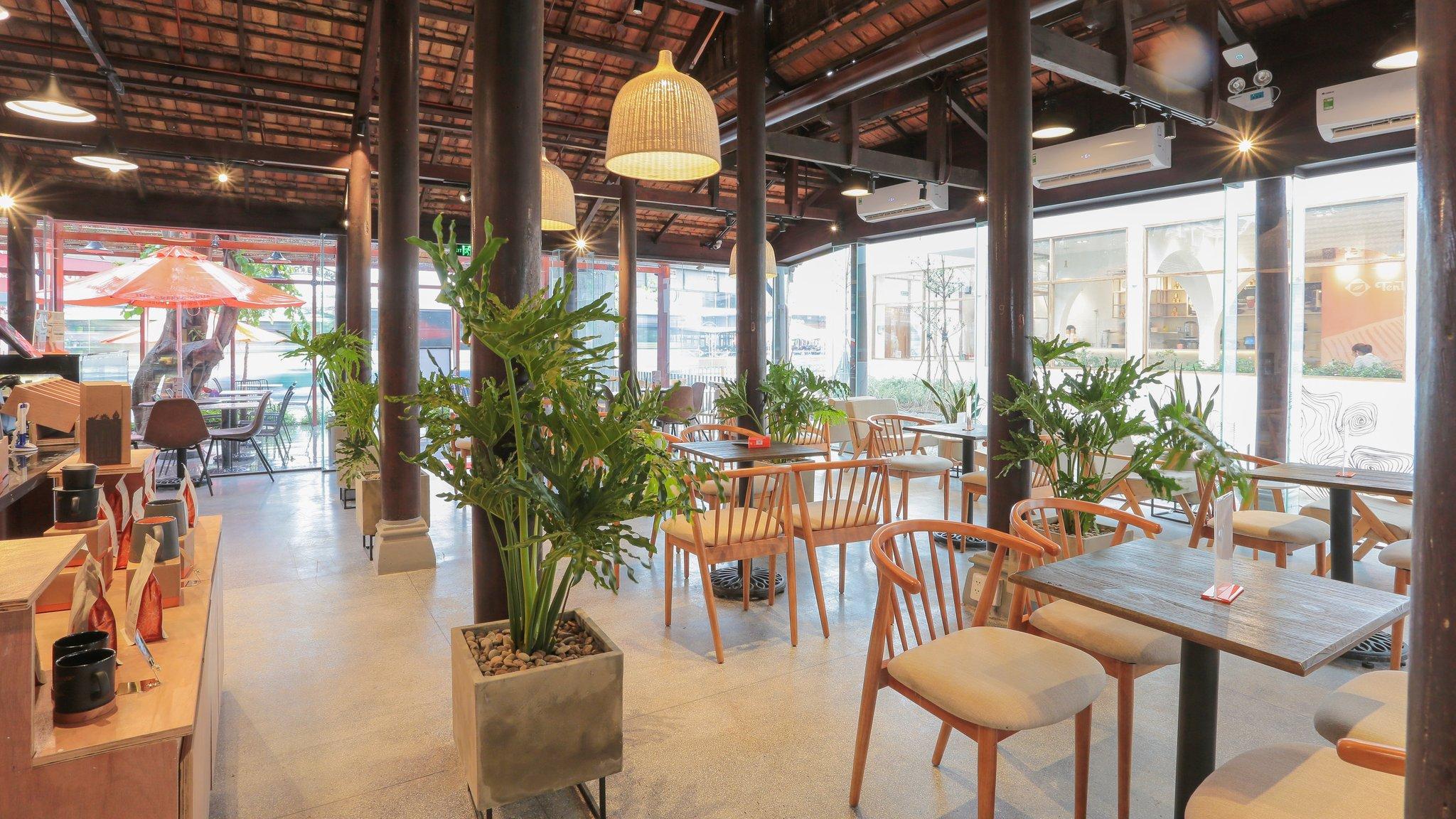 The Coffee House tại Hà Nội