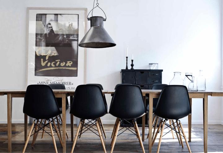 Không gian quán cà phê lịch lãm