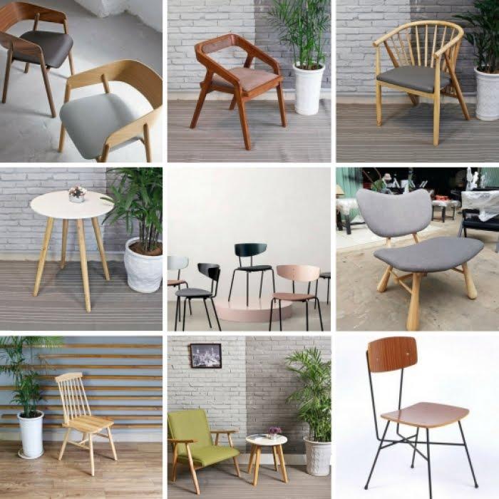 Những mẫu bàn ghế cafe ngoài trời được ưa chuộng