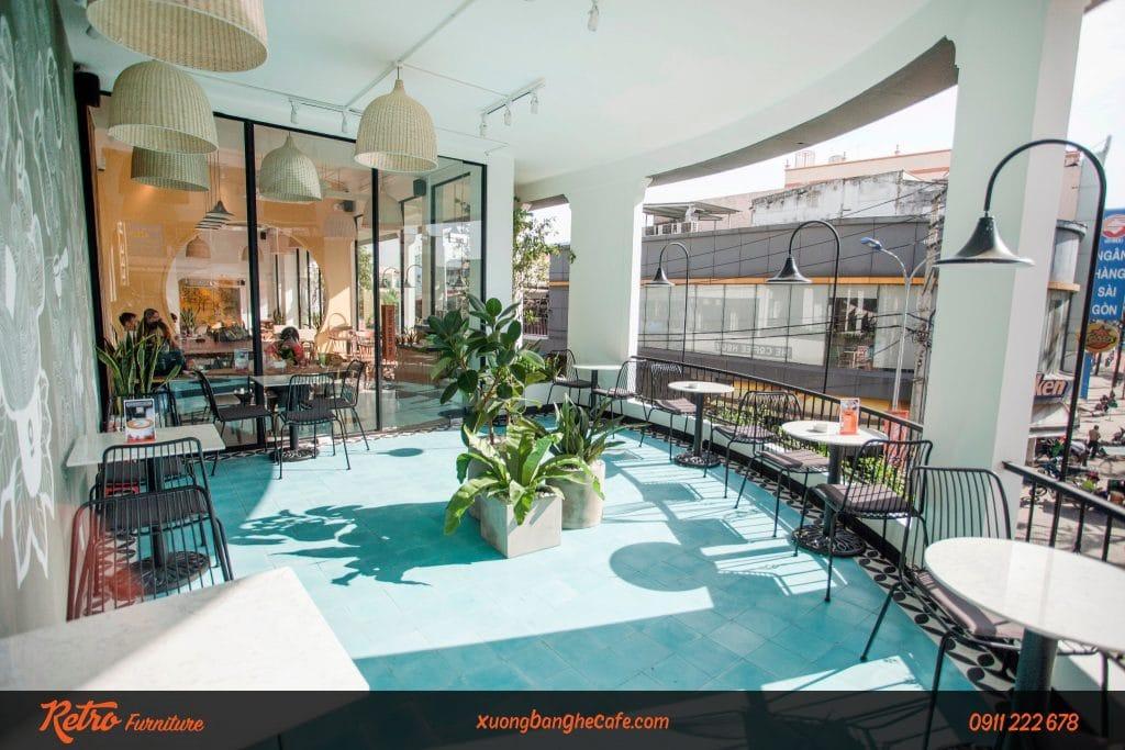 Retro Furniture là thương hiệu cung cấp bàn ghế cafe hàng đầu hiện nay