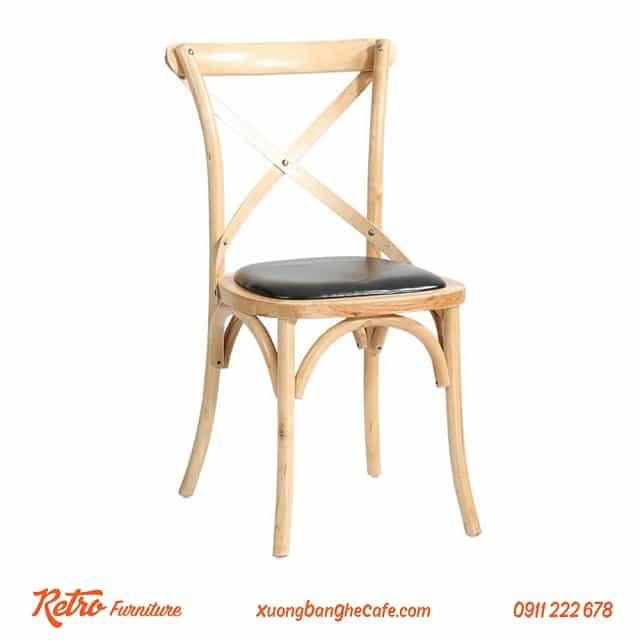 Mẫu bàn ghế cafe C04 - thời thượng và quyến rũ