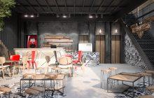 Kinh nghiệm thiết kế quầy bar cafe đẹp chủ quán cần biết