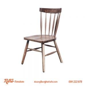 ghế gỗ cafe pinnstol