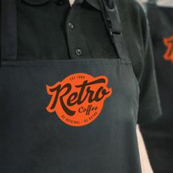 Đồng phục quán Cafe Retro
