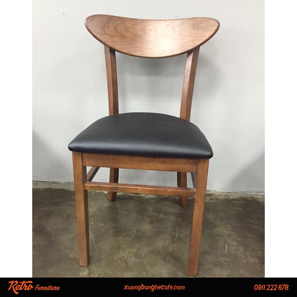 ghế gỗ cafe giá rẻ