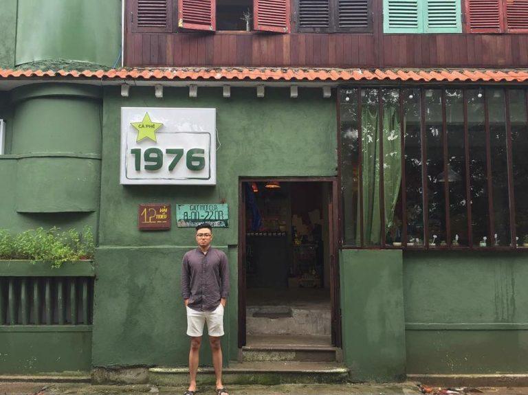 Quán Cafe 1976 ở Huế