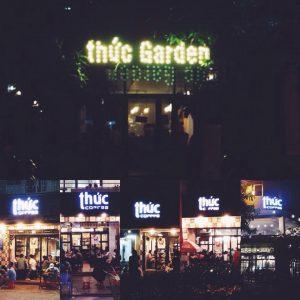 Thức Cafe tại Sài Gòn