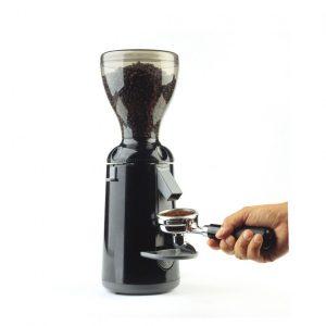 Máy xay cafe Nuova-Grinta Black