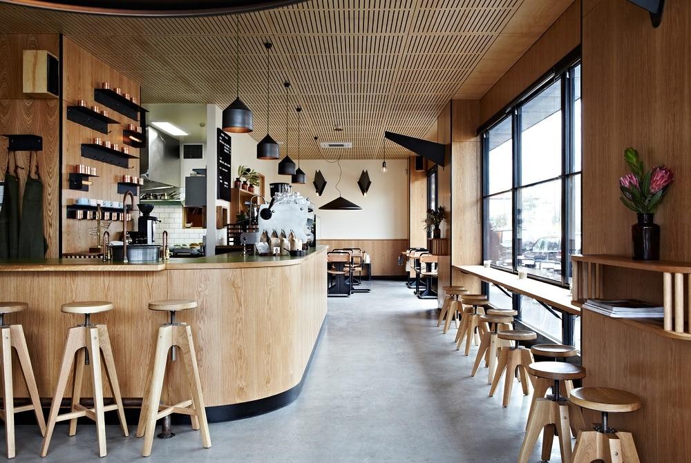 Một số mẫu Quầy Bar Cafe đẹp và HOT nhất