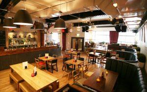 nội thất bàn ghế cafe, không gian cafe