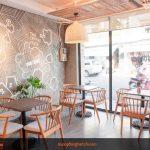 Nguyên tắc chọn bàn ghế cafe khi mở quán