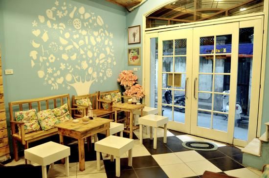 Phong cách trang trí cho quán cafe diện tích nhỏPhong cách trang trí cho quán cafe diện tích nhỏ