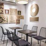 Một số ưu điểm nổi bật của bàn ghế cafe bằng sắt