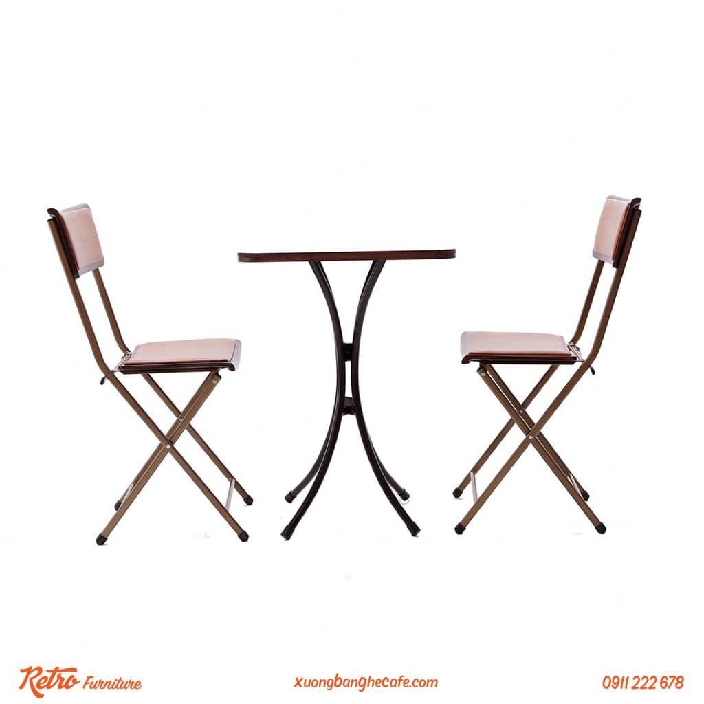 Bộ bàn ghế Patio bền đẹp bất chấp thời gian