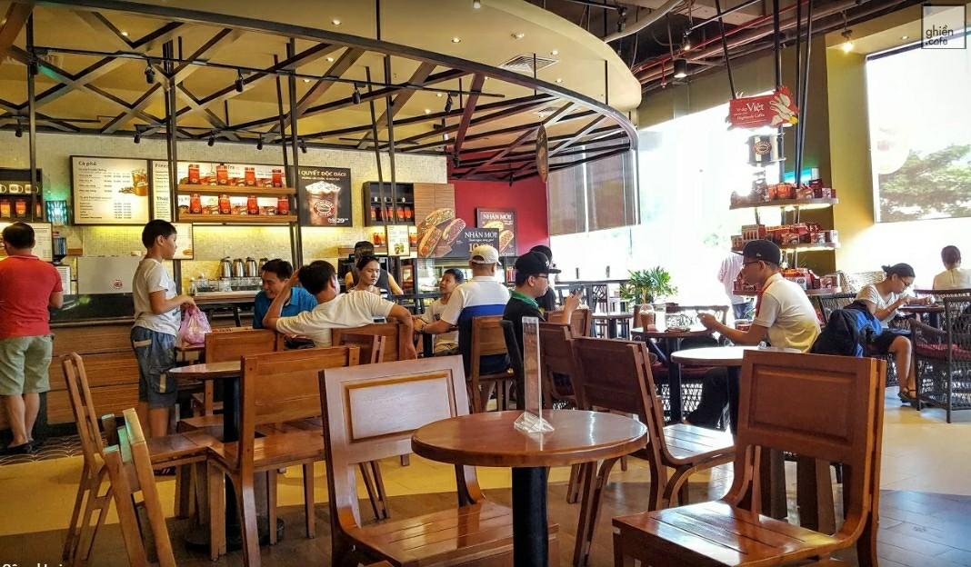 Highlands Coffee tại TP.HCM