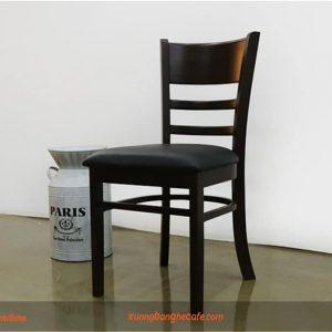 Ghế gỗ xuất khẩu Hàn Quốc Cabina Black
