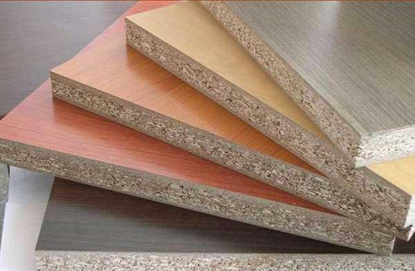 Chất liệu gỗ công nghiệp dễ gia công, uốn cong