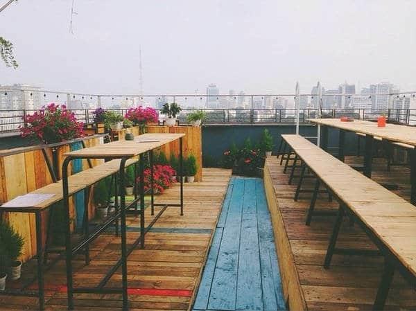 """Quán cafe sân vườn dành cho những tâm hồn """"lạc lối"""""""