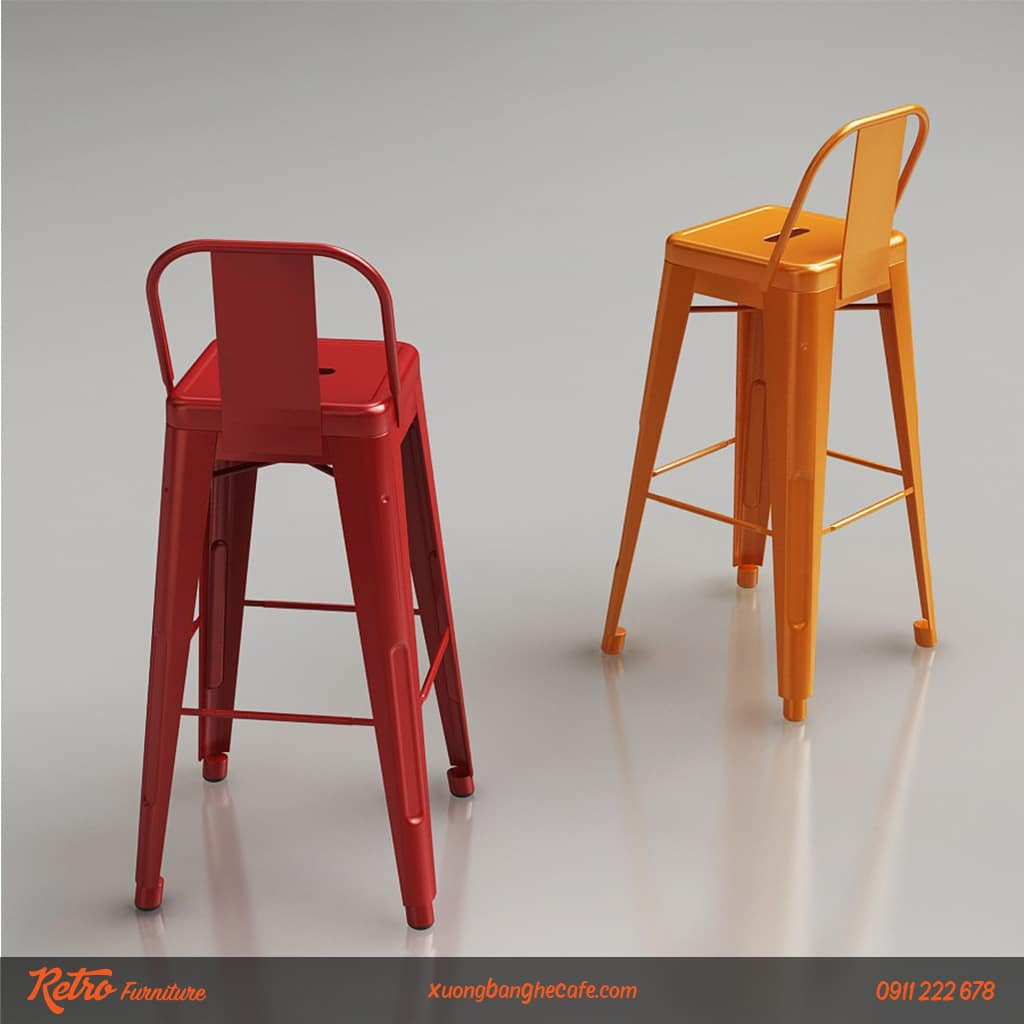 Mẫu ghế quầy bar F06