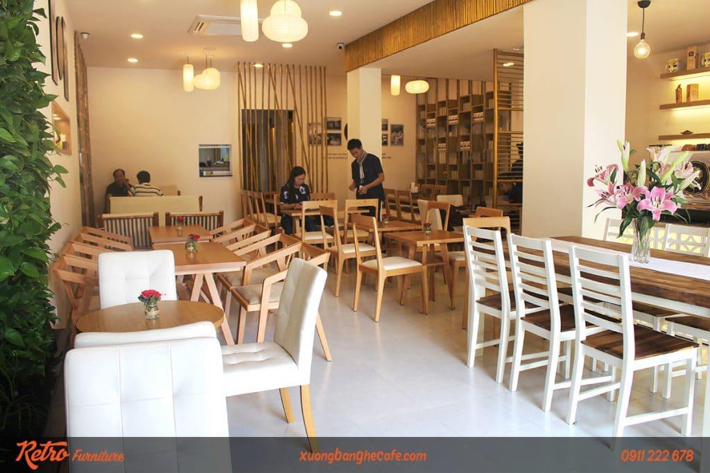 Retro Furniture chuyên cung cấp bàn ghế gỗ đẹp giá rẻ tốt nhất thị trường
