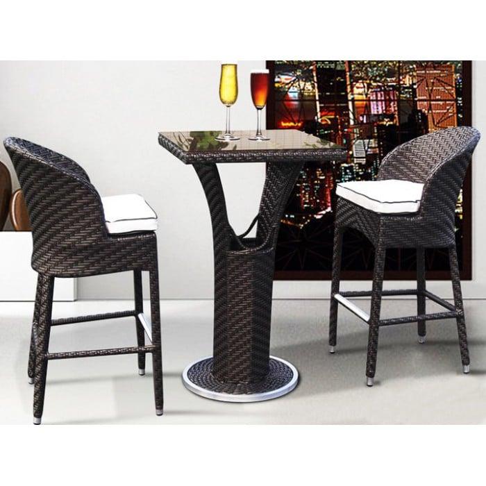 Mẫu ghế tạo nét tinh tế cho quán cafe